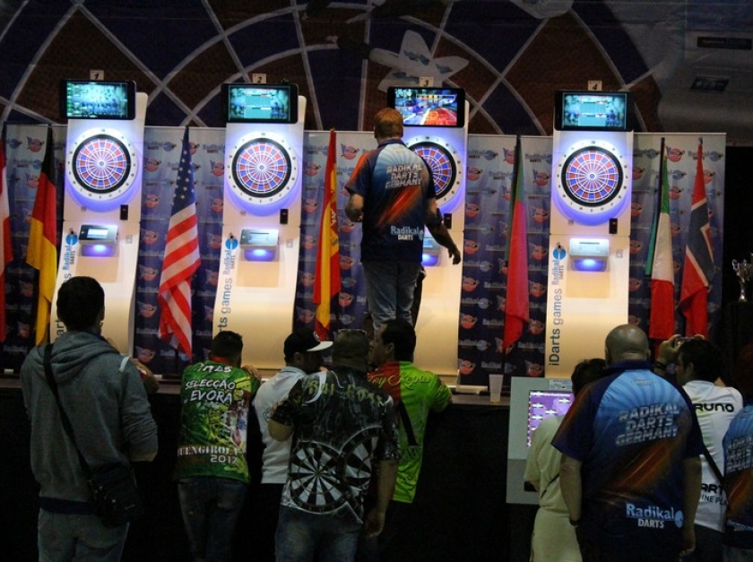 Picture Radikal Darts International Championship Fuengirola 2017